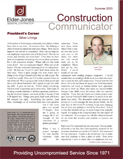 Construction Communicator - Summer 2020
