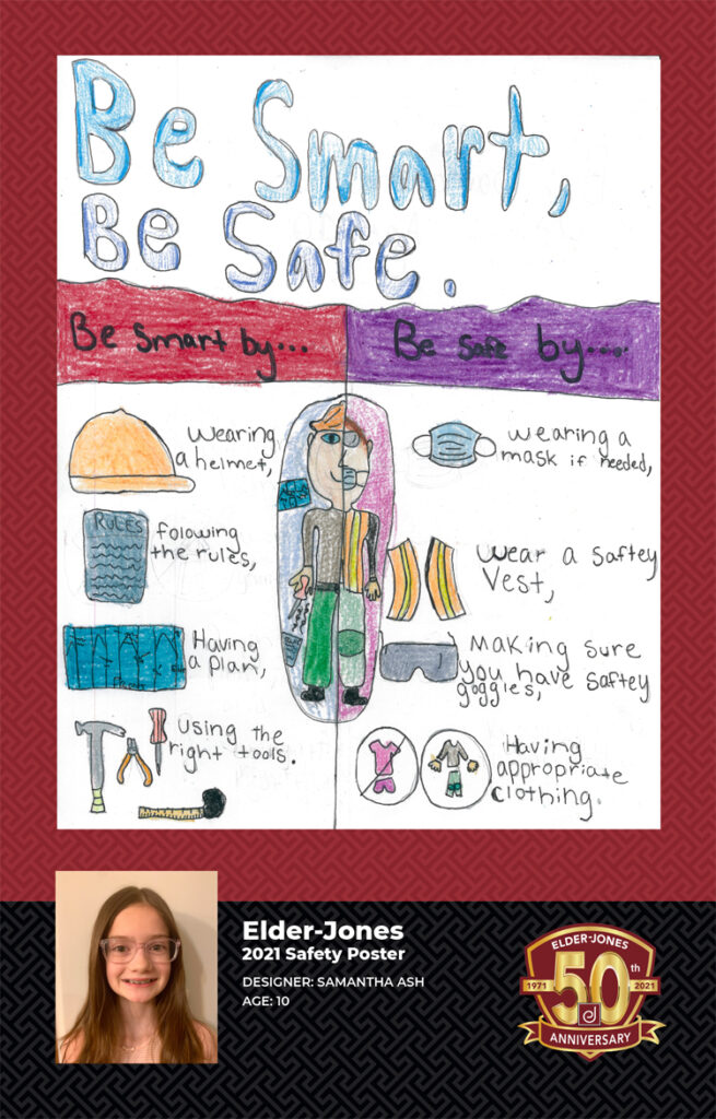 2021 Safety Poster FINAL