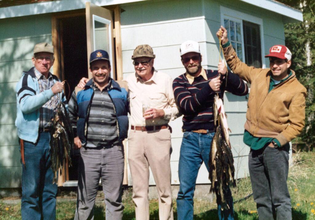 1970s fishing trip